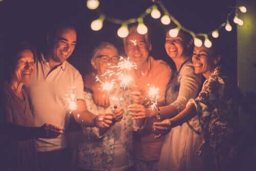 Kärlek i familjen: acceptans, förståelse och beskydd