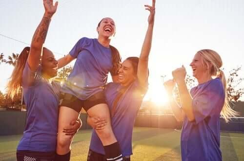 Sport och kvinnor: ett glastak som syns tydligt