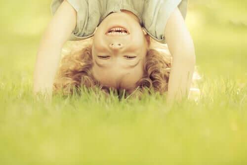 Självkontroll är viktigt för barns välmående