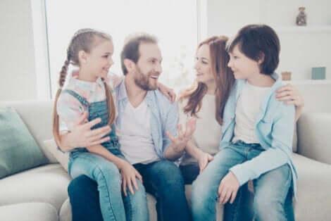 Kärlek i familjen