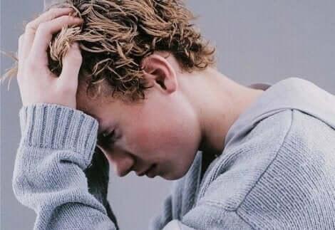 En orolig tonåring