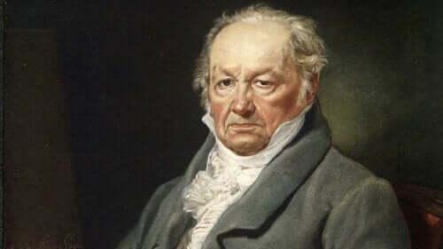 Goya blev trots sin svåra sjukdom 82 år gammal