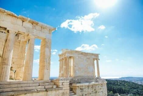 Ruiner i Aten