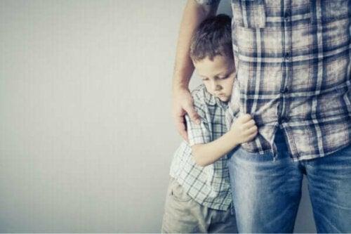 Hur du ska agera när ditt barn blir rädd