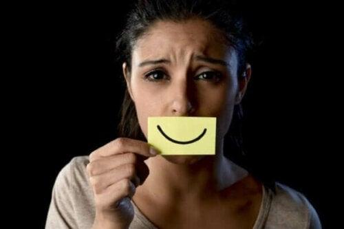 Besatt av att vara glad? Tillåt dig att ha en dålig dag!