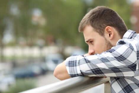 KBT är ofta en bra behandlingsmetod för separationsångest i nära relationer