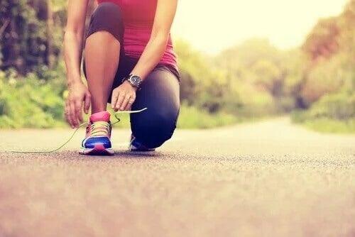 Återgå till rutinen och börja ta hand om dig själv