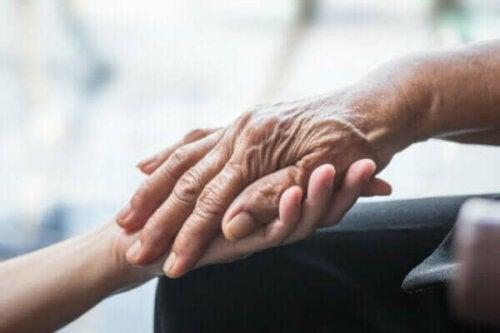 Palliativ psykologisk vård vid obotlig sjukdom
