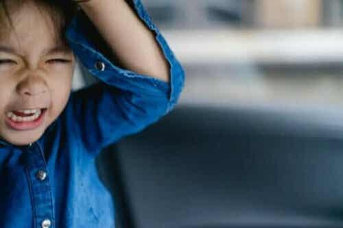 Kan man korrigera beteendet hos bortskämda barn?