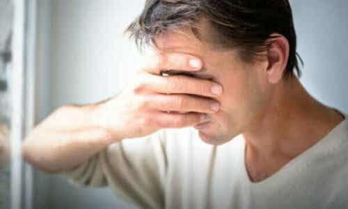 Förhållandet mellan känslor och fysisk smärta