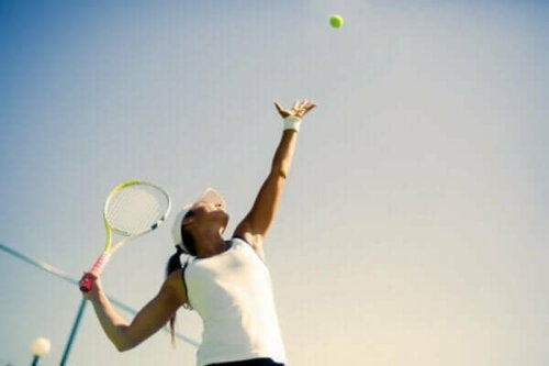 Hur man kan använda tennispsykologi för att vinna mentala kamper