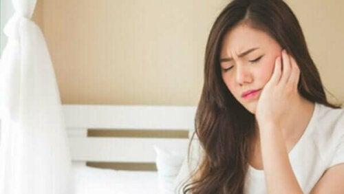 Temporomandibulär dysfunktion och stress