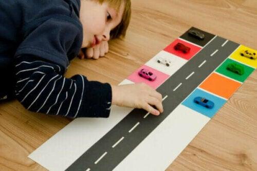 Teorin om svag central koherens och dess länk till autism