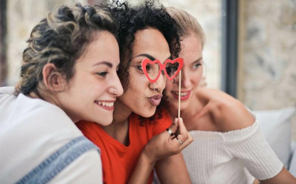 Vänner är viktiga för vår psykiska hälsa