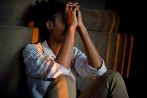 Kännetecknen vid en akut stressreaktion