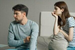 Förväntningar och missnöje: Älskar dig, men vill ha mer