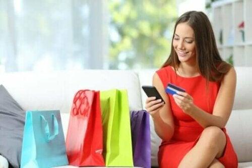 Strategier för kontrollera ett köpberoende