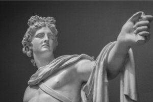 Myten om Apollon, profetiornas gudom