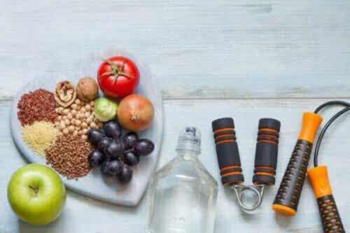 Skapa och förbättra dina hälsosamma vanor