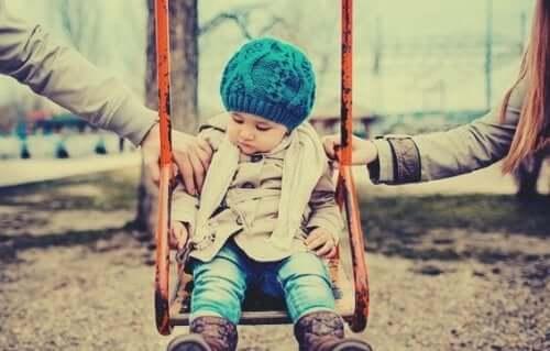 Olika vårdnadsalternativ och deras inverkan på barn