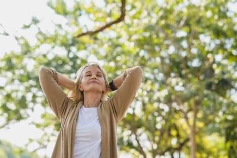 Naturen kan lindra vår stress genom att inbjuda oss till introspektion