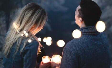 Kärlek bygger på att man tar ansvar för sina ord och handlingar