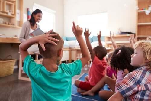 Att undervisa en skolklass i affektiv mångfald