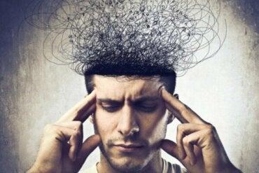 Skenande tankar, en kognitiv störning