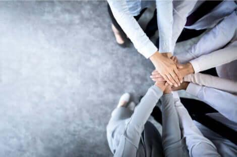 Syntetiskt tänkande kan hjälpa till med att analysera hur ett team fungerar