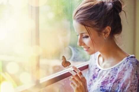 Om man är öppen inför nya erfarenheter kan man utveckla sin egen tursamhet