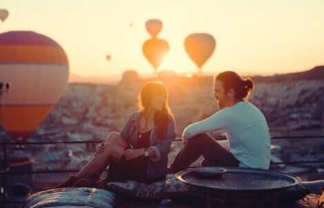 Innan du inleder ett nytt förhållande måste du bearbeta problemen från tidigare förhållanden