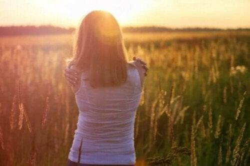Gör alltid ditt bästa, men kom ihåg att du har rätt att misslyckas!