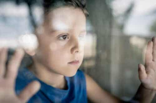 Vad innebär en desintegrativ störning hos barn?