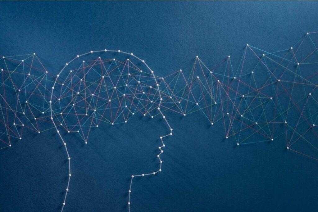 Ett sinne med trådar