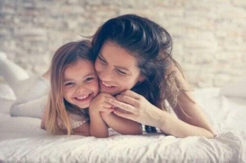 Varför är känslomässiga gåvor bra för barn?