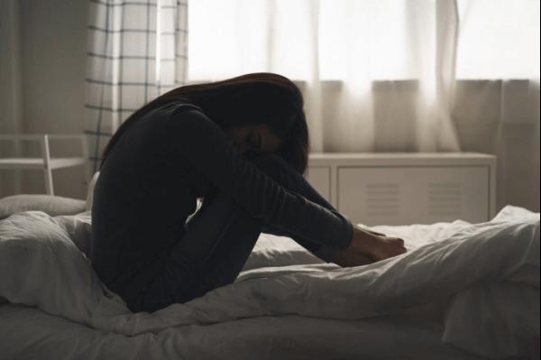 Depression i ett förhållande är ett tecken på inre ensamhet