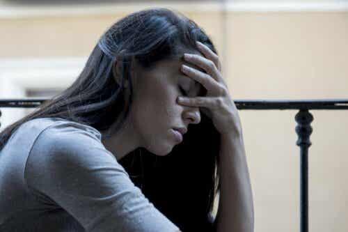 En kvinna slösar bort all sin energi på att hata någon som gjorde henne ont