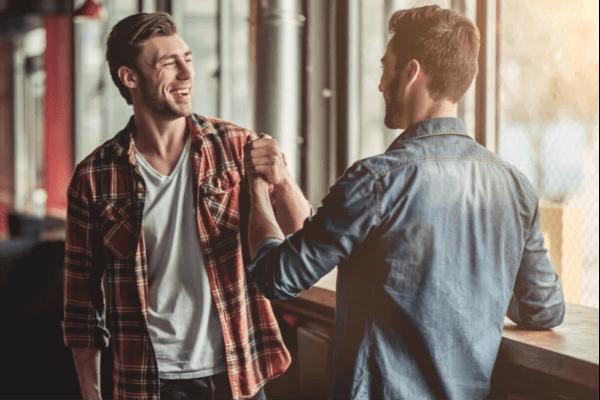 En vänskap är värd att räddas om den bygger på ömsesidigt förtroende