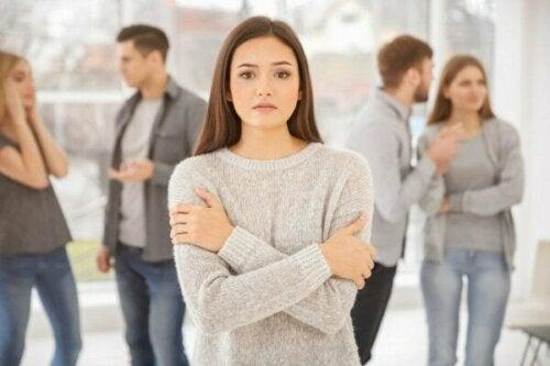 Socialt ångestsyndrom, en ständigt växande störning