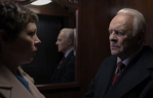 Filmen The Father, en rörande historia om Alzheimers sjukdom