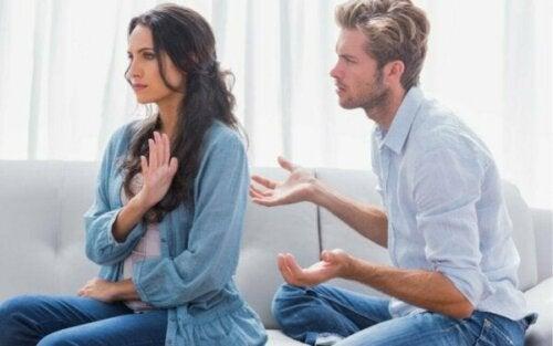 Individualism i kärleksförhållanden är ett vanligt fenomen
