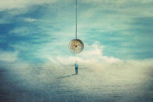 Varför vi uppfattar att tiden går snabbare när vi åldras