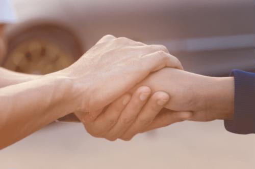 Kramar hand