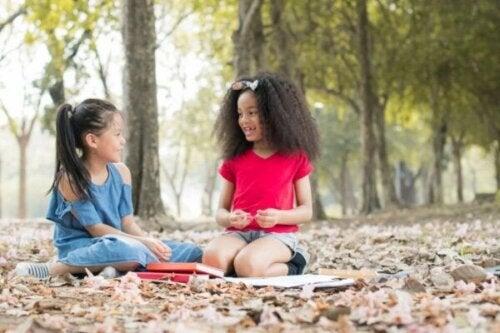 Fem strategier för att främja självsäkerhet hos barn