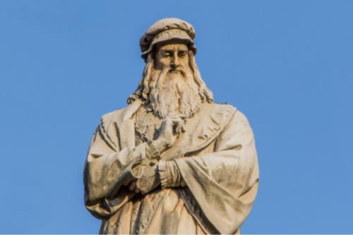 Sju fascinerande fakta om universalgeniet Leonardo Da Vinci