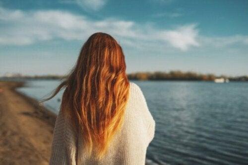 Gå aldrig tillbaka till de platser som gjorde dig så olycklig