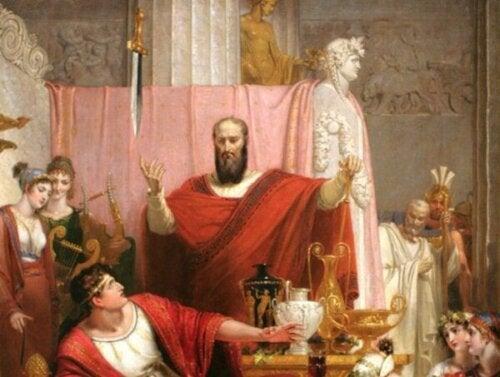 Legenden om Damokles svärd