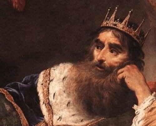 Legenden om Krösus och Solon