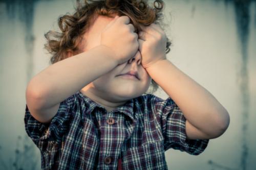 Åtta vanliga ångestsymtom hos barn