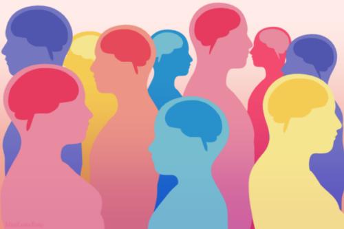 Färger är kopplade till känslomässiga mönster, enligt vetenskapen